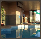 Indoor Heated Pool at The Hotel Windsor